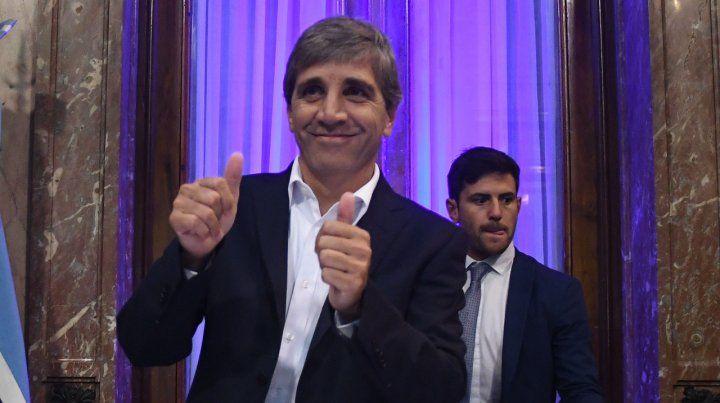 Todo bien. El juez Rodríguez consideró que Caputo no cometió ningún delito y cerró la investigación.