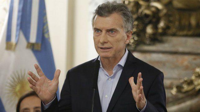 Macri habló con Agüero. El contacto fue confirmado por fuentes oficiales.