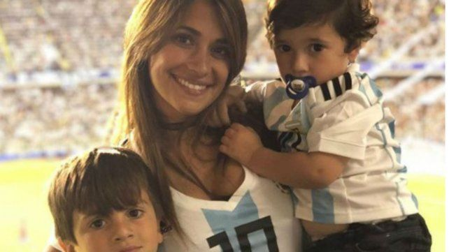 Antonela Roccuzzo no estará en el cumpleaños de Messi pero sí llegará para el partido ante Nigeria