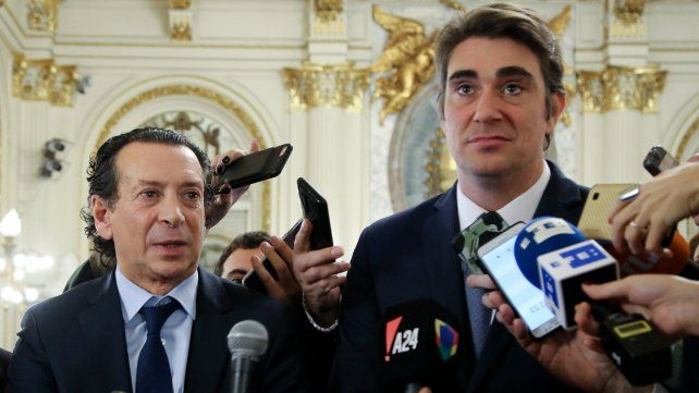 Cambio. Dante Sica y Javier Iguacel entran para reemplazar a los polémicos Cabrera (Producción) y Aranguren (Energía).