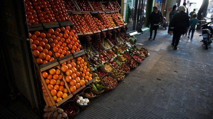 Inaccesible. El kilo de naranjas costaba en mayo del año pasado 14