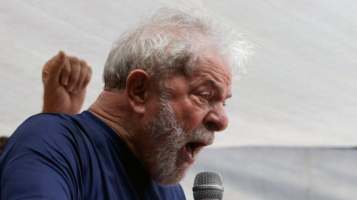 Impedimento. Lula deberá seguir detenido en la ciudad de Curitiba.