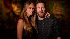 Antonela y Messi, juntos en un tierno mensaje por el cumple del Diez.