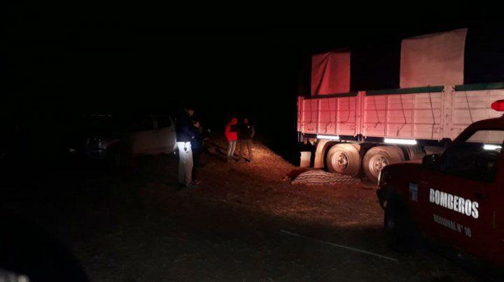 Un hombre murió en un accidente en la zona rural de Amenábar