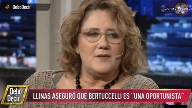 Verónica Llinás pidió un debate interno en el movimiento feminista