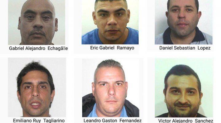 Identifican a los 24 argentinos que se pelearon con los croatas