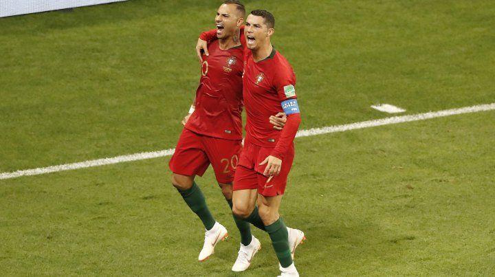 Portugal clasificó y en octavos de final se medirá con Uruguay