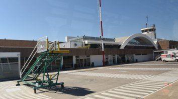 La terminal aérea rosarina no tuvo vuelos hoy. Sólo se adelantó el de la madrugada de Copa a Panamá.