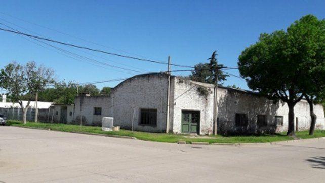 La fachada del popular club.