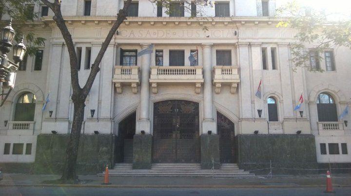La condena fue homologada por un tribunal integrado por los jueces Héctor Gabriel Candioti