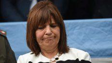bullrich aseguro que el paro empobrecio a la argentina