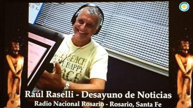 Tres Martín Fierro Federal para la radio rosarina