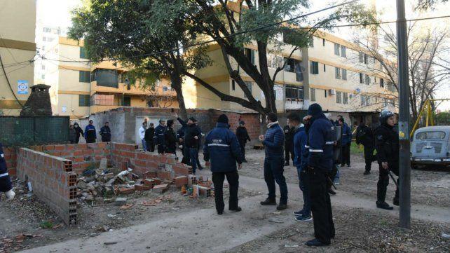 Al menos 20 allanamientos por usurpación de viviendas en barrio Municipal