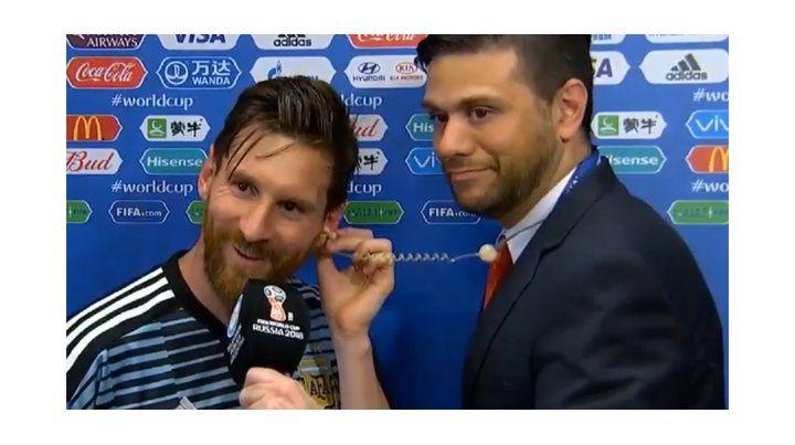 Messi: Quedar afuera hubiera sido una injusticia
