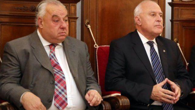 Lifschitz recibió a los ministros de la Corte para analizar ataques a jueces