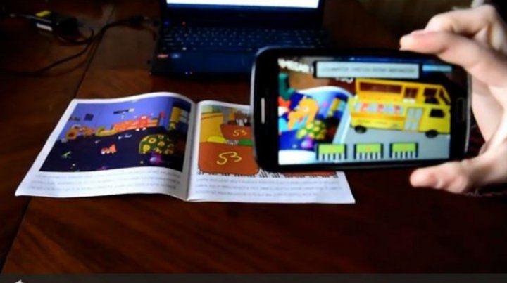 Realidad aumentada, una herramienta para acercar las matemáticas a los chicos