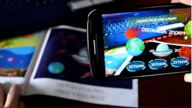 La aplicación puede bajarse en una amplia gama de teléfonos celulares.