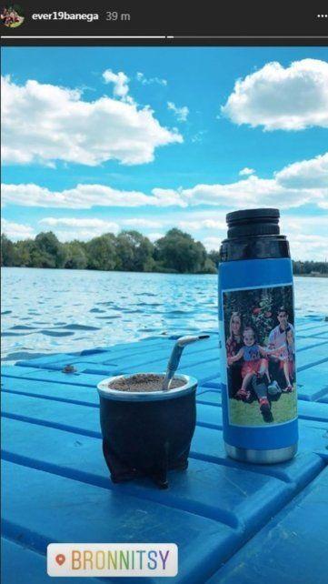 Asado, Instagram y descanso hasta el mediodía en Bronnitsy