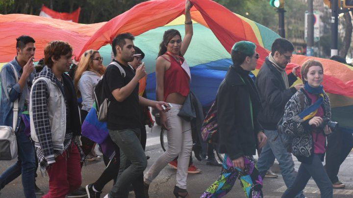 La actividad central será la tradicional Marcha del Orgullo.