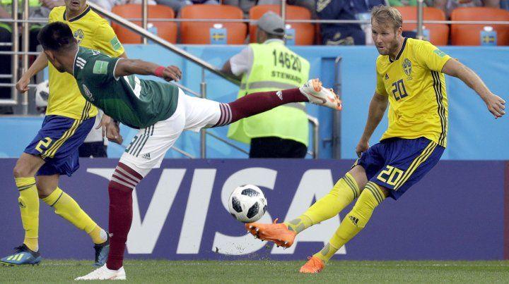 Suecia - México