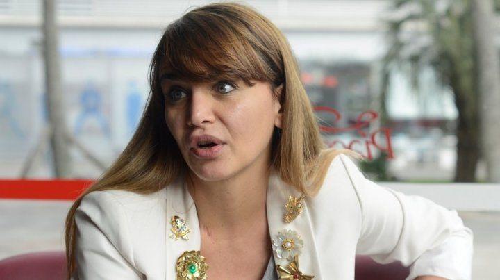 Amalia Granata, contra el aborto de la nena jujeña que fue violada
