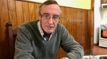 En su casa. Tognoli recuperó la libertad el pasado 7 de junio tras pasar más de 5 años bajo prisión preventiva.