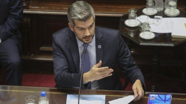 Pedido. Peña invitó a la oposición a trabajar en una agenda pragmática.