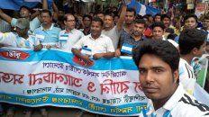 por que se festejo en las calles de bangladesh el triunfo de argentina