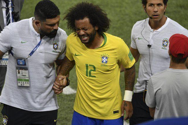 El insólito culpable por la lesión del defensor Marcelo