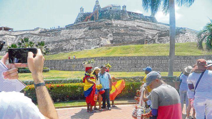 Patrimonio de la Humanidad. La emblemática y colonial ciudad de Cartagena de Indias encierra belleza en cada detalle