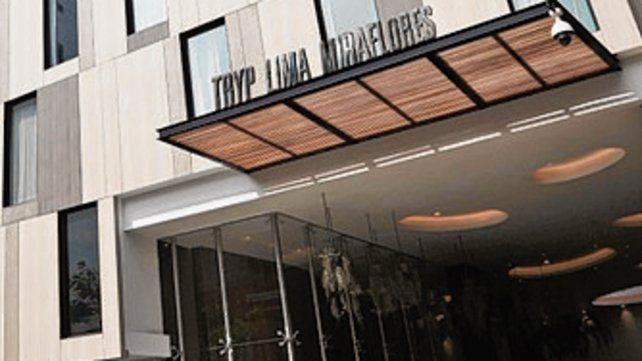 Nuevo hotel en la capital peruana