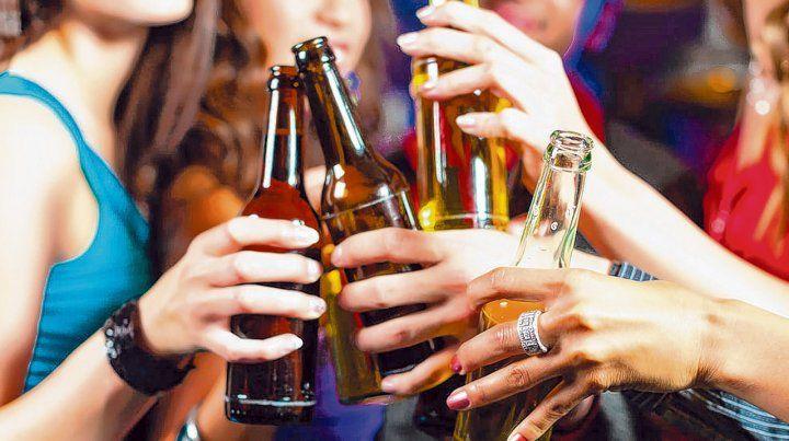 Alertan sobre múltiples efectos del alcohol en el organismo
