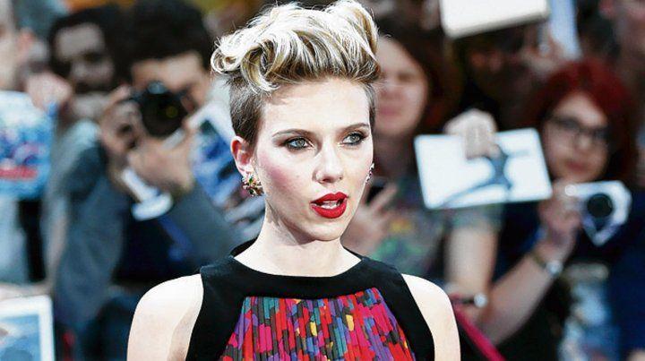 Indignada. La actriz salió aclarar su vínculo con el actor de Top Gun.