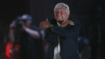 Manuel López Obrador, de la izquierda mexicana.