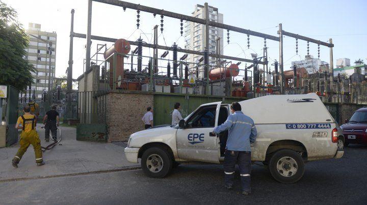 La EPE realizará cortes programados en diferentes barrios durante el fin de semana