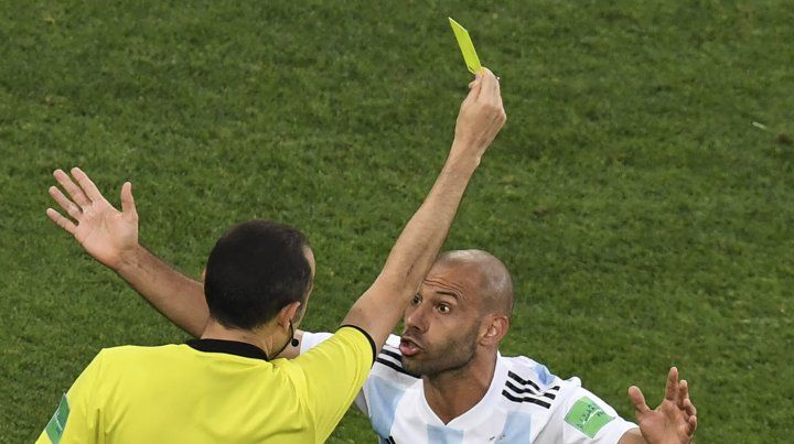 Alerta amarilla: seis argentinos en capilla para los cuartos de final