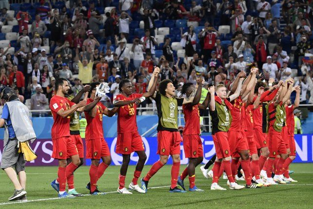 Bélgica parte como favorita frente a Japón