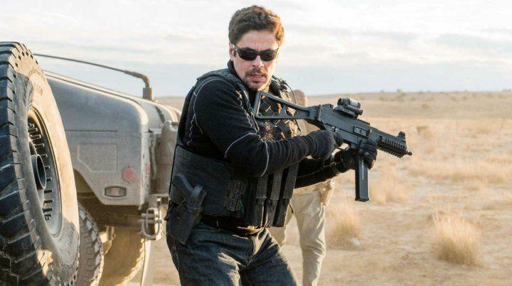 Benicio del Toro es el protagonista del policial.