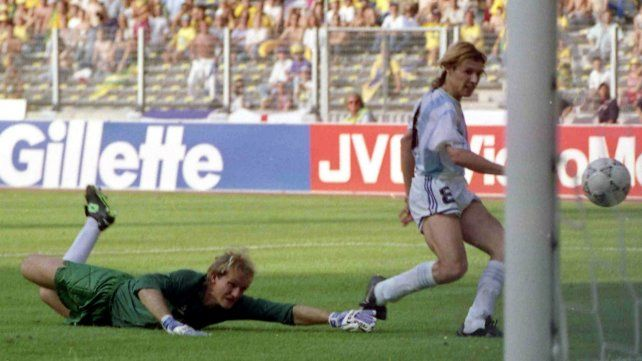 Argentina no le gana a un campeón del mundo en los 90 minutos desde Italia 90