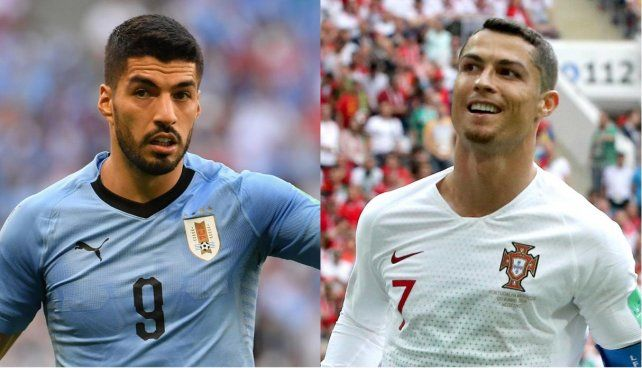 Uruguay y Portugal, un duelo de optimistas