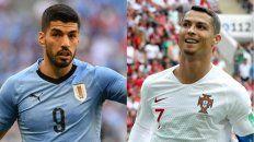 uruguay y portugal, un duelo entre dos equipos optimistas