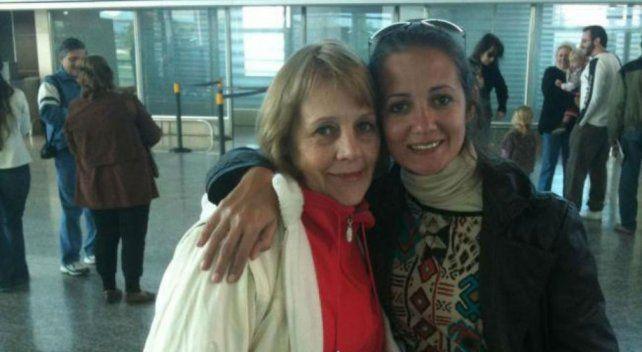 Viajó a Italia, sufrió un ACV y su familia pide ayuda para traerla