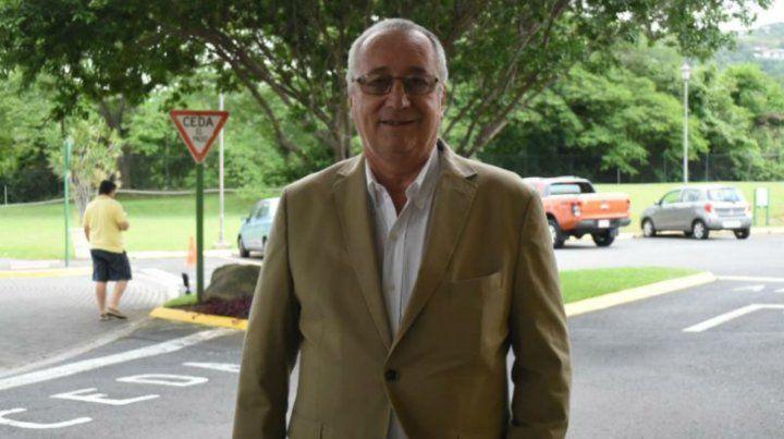 El presidente canalla charló a solas con Ovación.