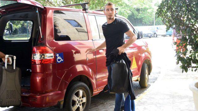 Ruben ya entrenó en Costa Rica