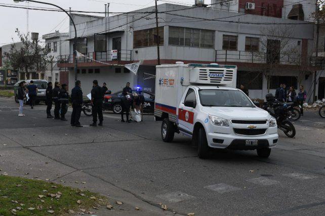 Un joven falleció al chocar con su moto tras evadir un control policial