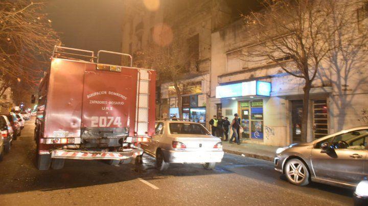 Tensión en la zona de Santiago y Córdoba por una fuga de gas