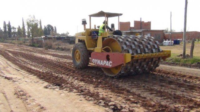 Inversión. La provincia aporta 29 millones de pesos para las obras.