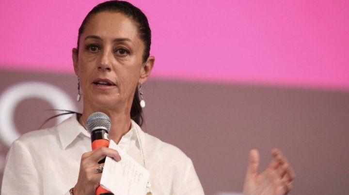 Una mujer triunfó en Ciudad de México