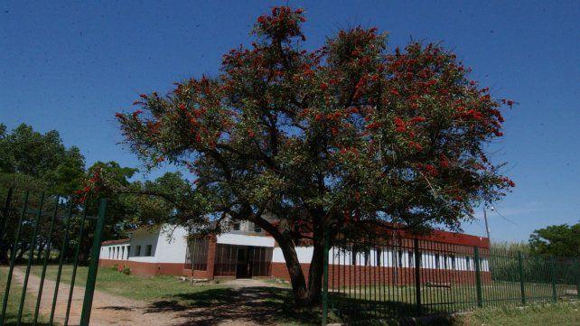 La protesta se realizará en las puertas de la escuela Domingo Silva