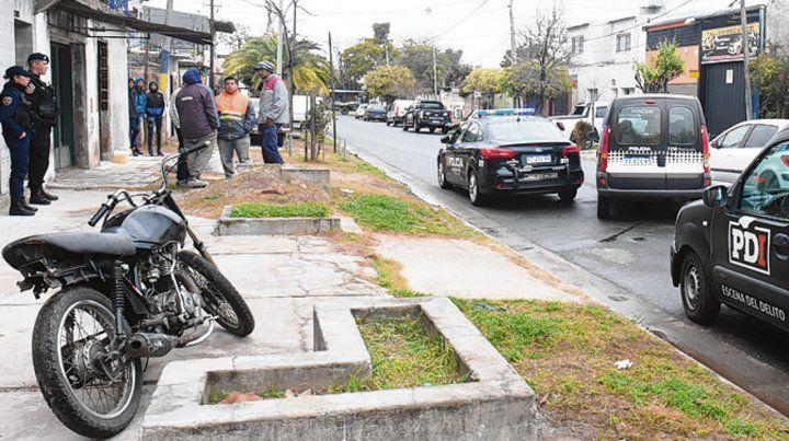Perú al 2300. La vivienda en la que falleció el joven de 33 años.